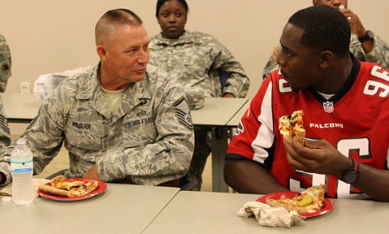 Free Meals on Veterans Day