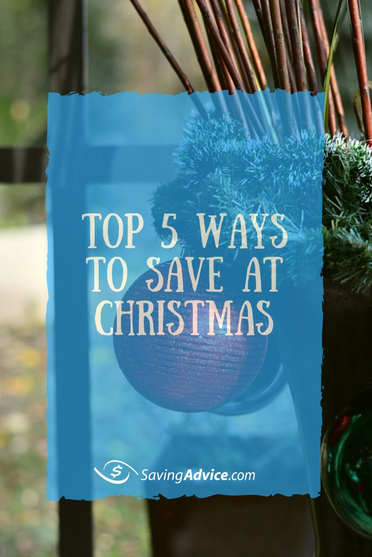 saving money for Christmas, ways to save for Christmas, tips to save for Christmas