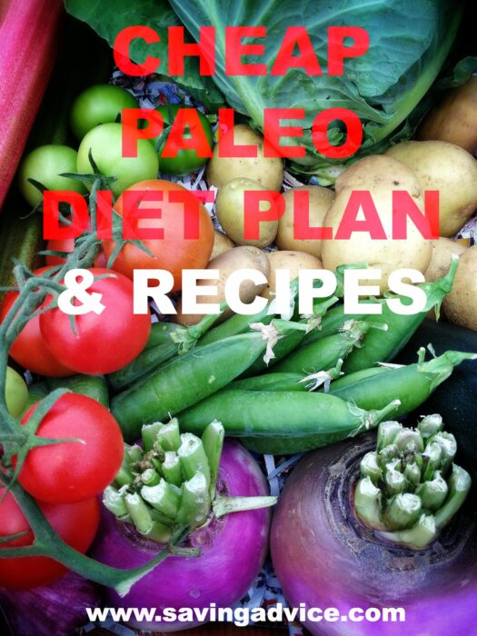 Cheap Paleo diet