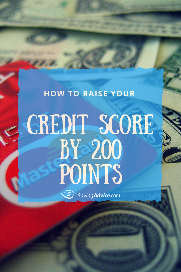 credit score tips, raising your credit score, credit score advice