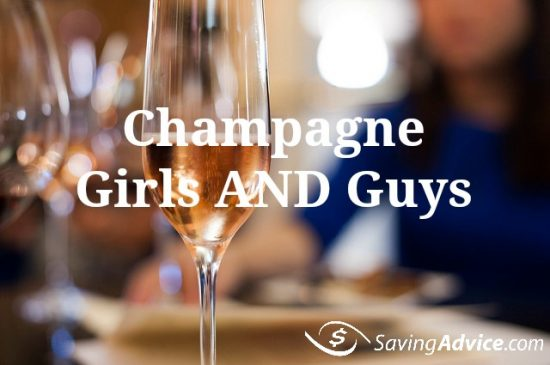 champagne girls