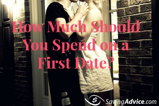 How much should you spend on a first date