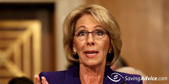 Betsy DeVos' net worth