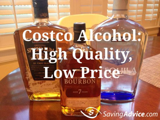 Costco Alcohol