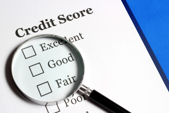 What is the Starting Credit Score