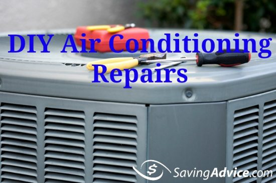 DIY air conditioning repair