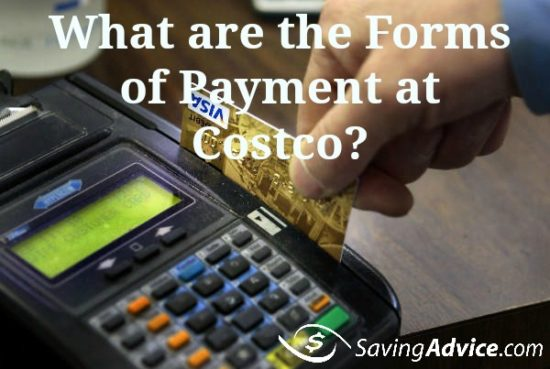 Forms of Payment at Costco