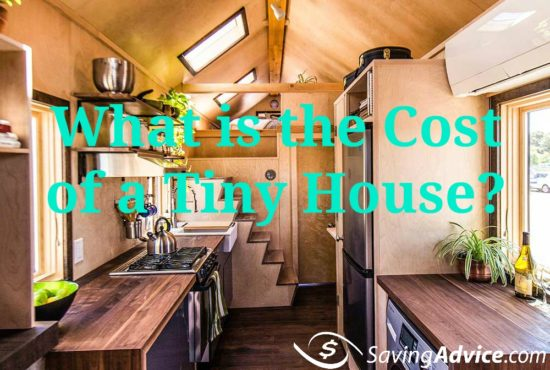 Cost of a tiny house