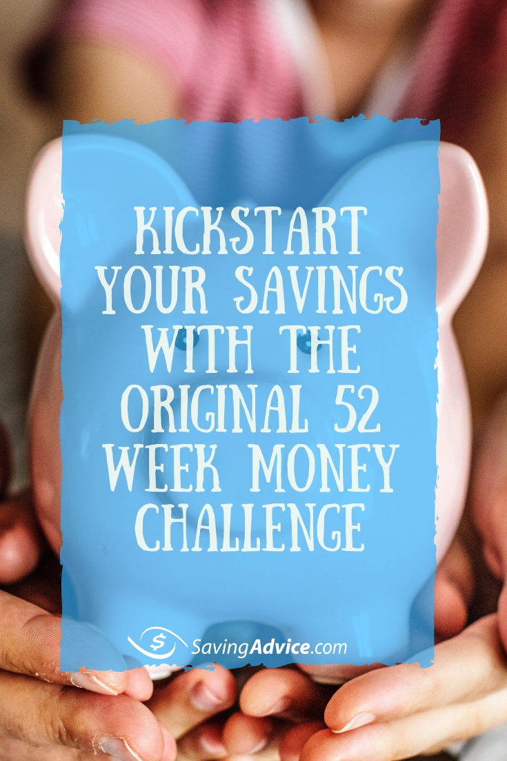 saving money challenge
