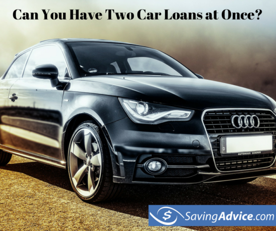 can you have two car loans at once