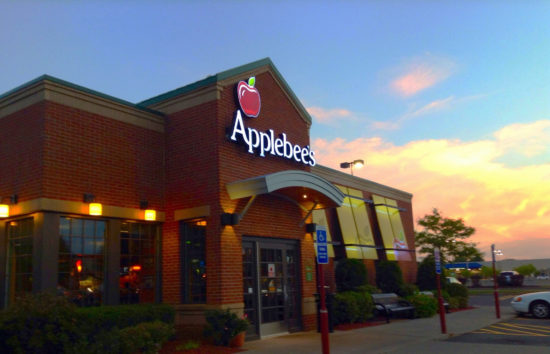 what time does applebee's close