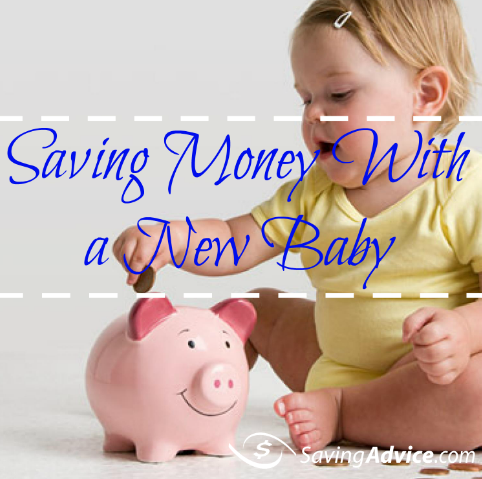 saving money with a new baby