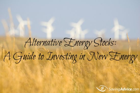 Investing in alternative energy