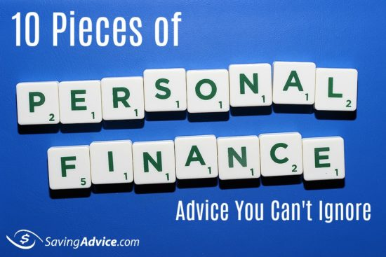 Advice about Personal Finance