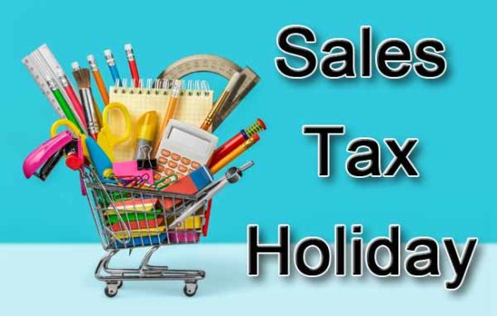 2018 sales tax holidays -- everything you need to know on the topic appears in this article.