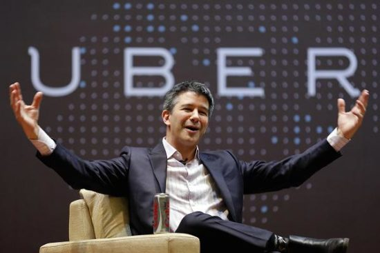 what is Travis Kalanick's net worth