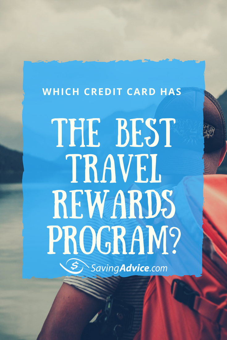 travel rewards program, credit card program, travel rewards