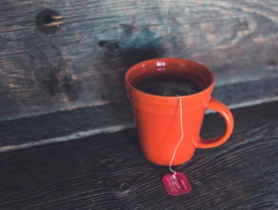 fruit tea may damage teeth