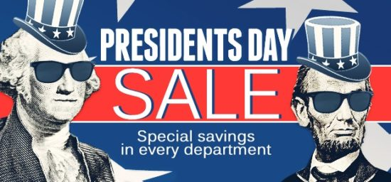 Presidents day sales are ideal for mattresses