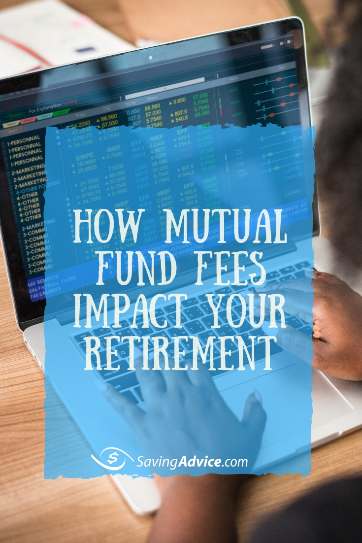 mutual fund fees impact your retirement