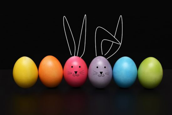 Markets closed on Good Friday and Easter.