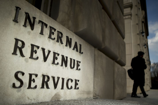 live person at the irs
