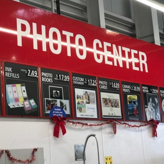 In Store Costco: Is The Costco Photo Center Your Best Option