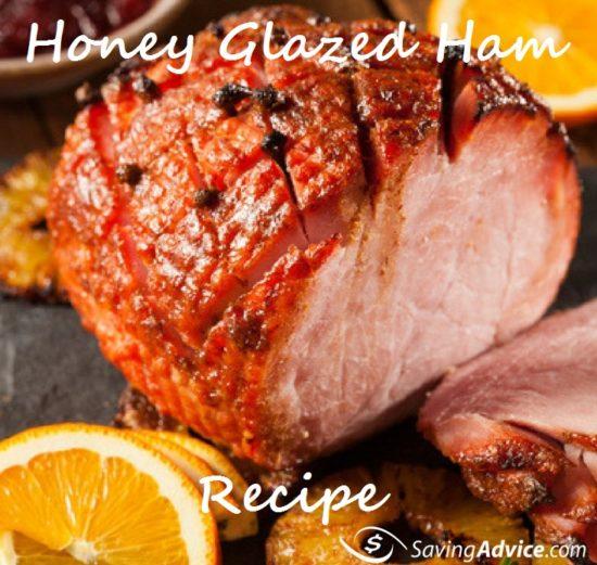 here 39 s a recipe for national honey glazed ham day blog. Black Bedroom Furniture Sets. Home Design Ideas