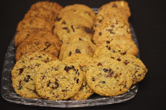 healthy cookies, oatmeal raisin cookie recipe, cookies