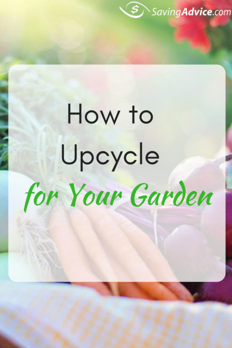 garden upcycling, gardening tips, garden improvement tips