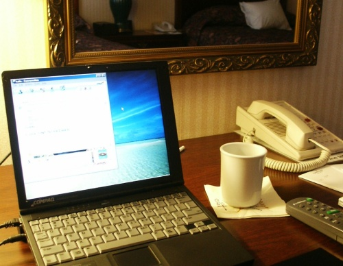 Hotels with free Wi-Fi