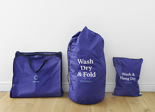 Mobile apps for laundry delivery have a certain appeal.
