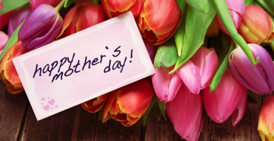 Mother's Day flowers and other gifts are starting to sell briskly.