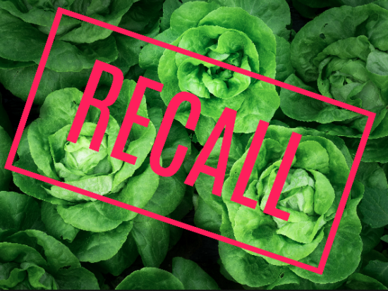 how to handle food recalls
