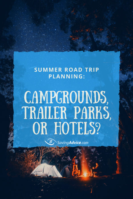 places to stay during summer, summer road trip plans, summer acommodations