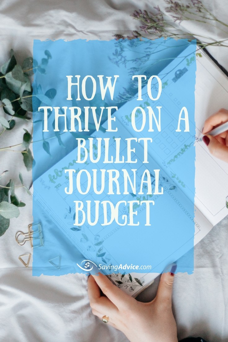 budgeting tips, budget journal, bullet journal budgeting