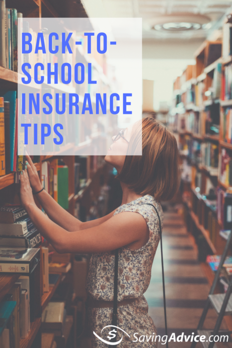 back-to-school insurance