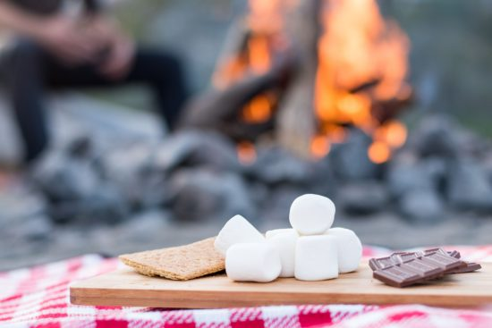 labor day recipe for smores