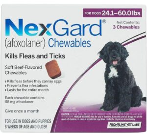 flea and tick medication FDA warning
