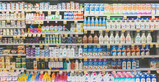 servings of dairy