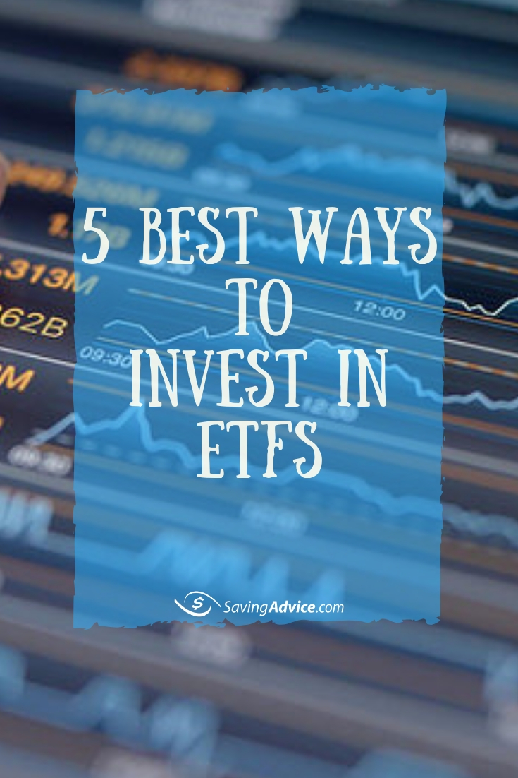 investing in ETF, how to invest in ETF, ways to invest in ETF