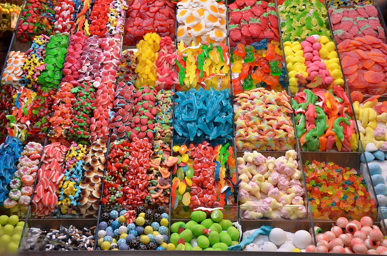 most popular candy