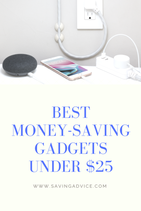 money-saving gadgets