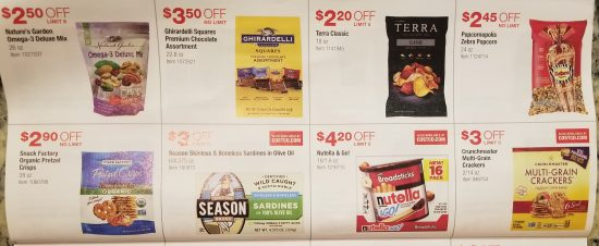 Does costco take manufacturer's coupons