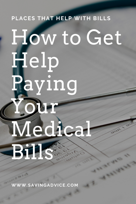 places that help with bills