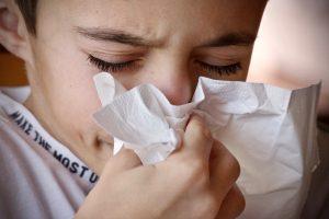 prevent kids colds