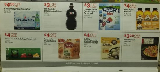 Costco February 2019 Coupon Book