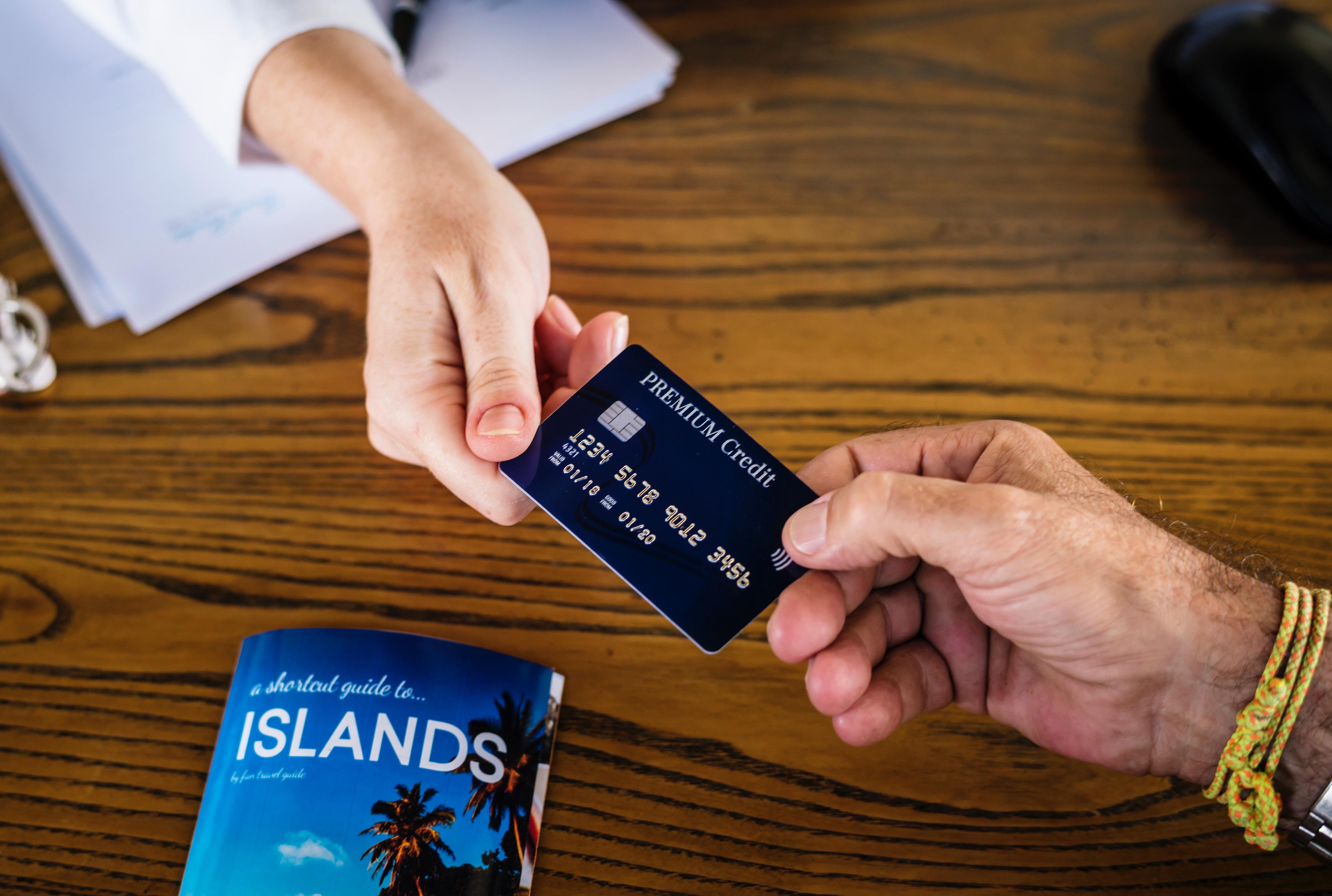 Britain credit card debt