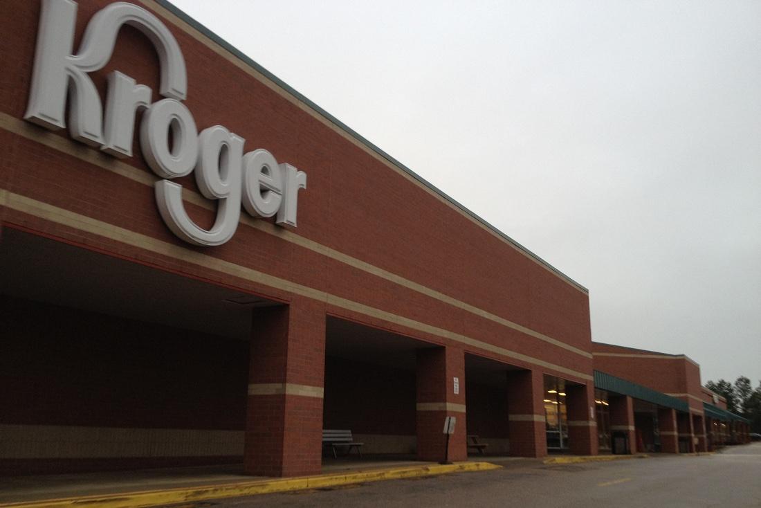 Kroger check cashing