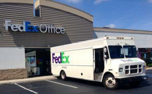 fedex delivery schedule